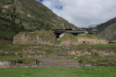 Templo Nuevo del Huantar de Chavín