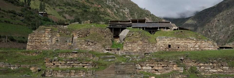Sitio arqueológico de Chavín