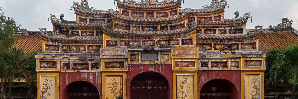 Conjunto de monumentos de Hue