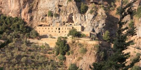 Valle Santo (Uadi Qadisha) y Bosque de los cedros de Dios (Horsh Arz Al Rab)