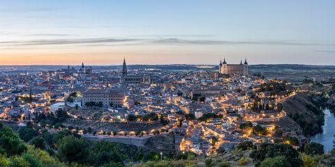 Ciudad histórica de Toledo