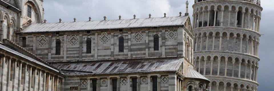 Piazza del Duomo en Pisa