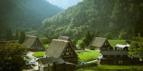 Aldeas históricas de Shirakawa-go y Gokayama