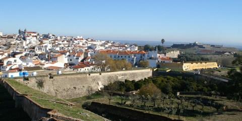 Guarnición fronteriza y fortificaciones de la ciudad de Elvas