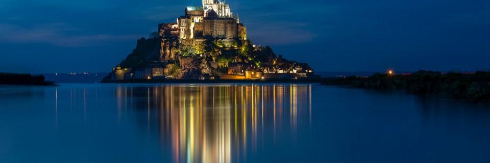 El Monte Saint Michel y su bahía