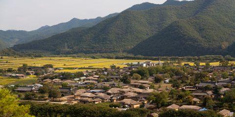 Pueblos históricos de Corea: Hahoe y Yangdong