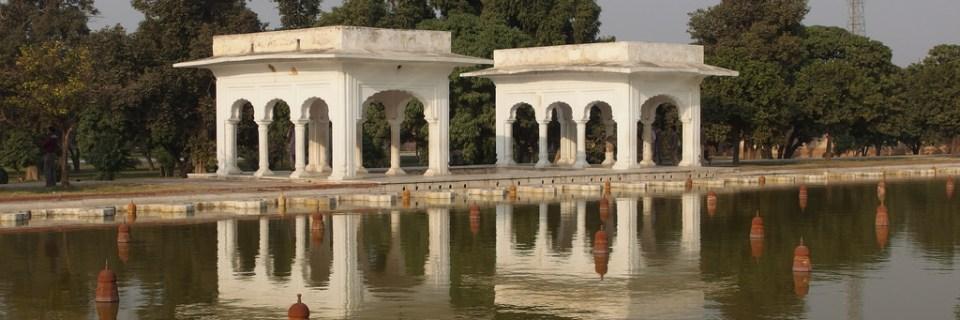 Fuerte y jardines de Shalamar en Lahore