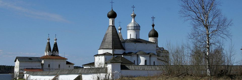 Conjunto del monasterio de Ferapontov