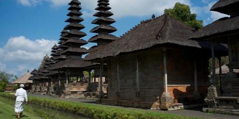 Paisaje cultural de Bali: el sistema subak como expresión de la filosofía Tri Hita Karana