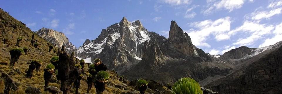 Parque Nacional del Monte Kenia
