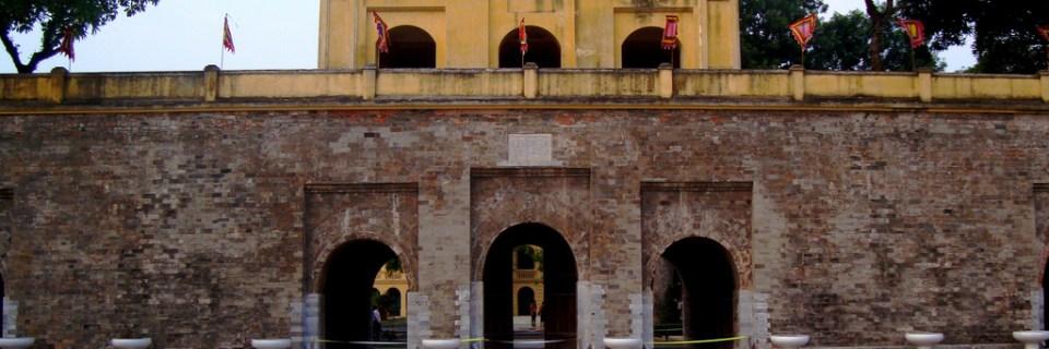 Ciudad imperial de Thang Long-Hanoi