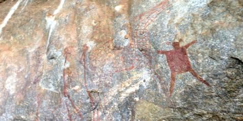 Sitios de arte rupestre de Kondoa