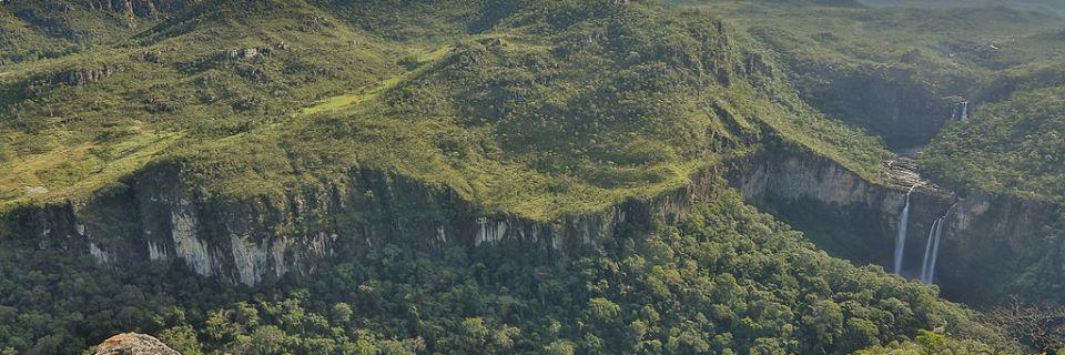 Zonas protegidas del Cerrado – Parques nacionales de Chapada dos Veadeiros y las Emas