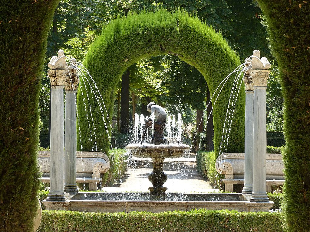 Paisaje cultural de aranjuez viaje al patrimonio for Los jardines de aranjuez