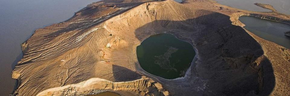Parques nacionales del Lago Turkana