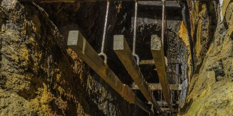 Minas de Rammelsberg, casco antiguo de Gosla y sistema de gestión hidráulica del Alto Harz