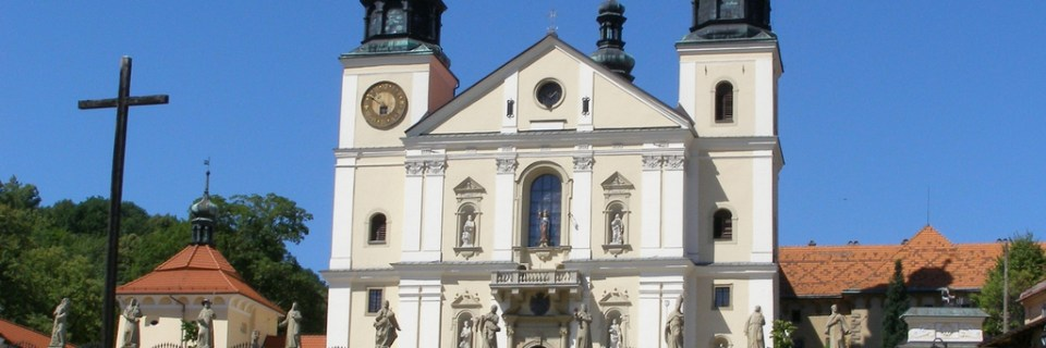 Kalwaria Zebrzydowska: conjunto arquitectónico manierista y paisajístico y lugar de peregrinación