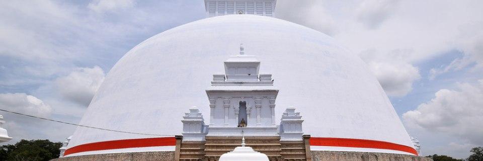 Ciudad santa de Anuradhapura