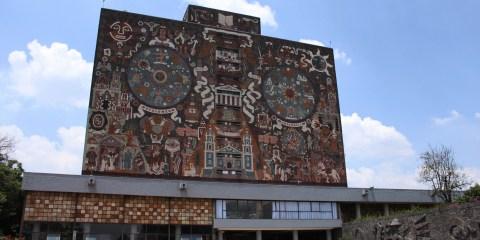 Campus central de la Ciudad Universitaria de la Universidad Nacional Autónoma de México
