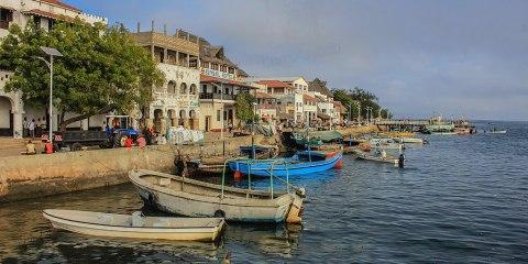 Ciudad vieja de Lamu