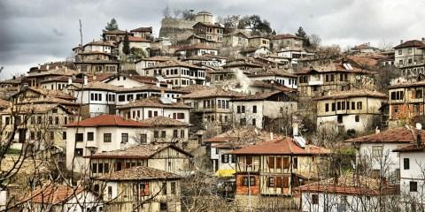 Ciudad de Safranbolu