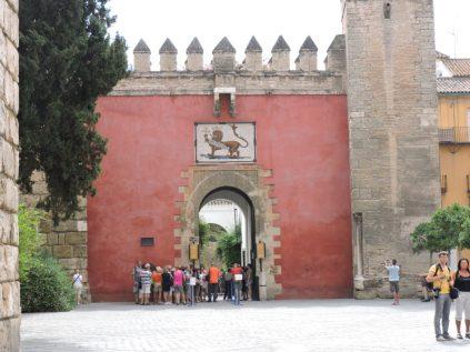 Paseando por Sevilla. Próxima parada Catedral