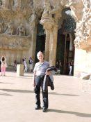 Nos despedimos de Gaudí, hasta muy pronto.