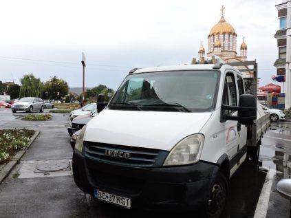 Camioneta a Brasov