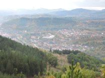En la montaña de Kamenica
