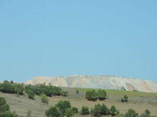 Trabajar en mina a cielo abierto