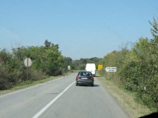 Camino a Shtip