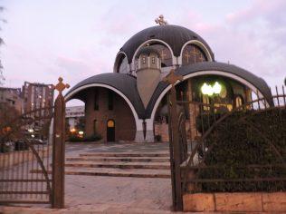 Iglesia de Skopje