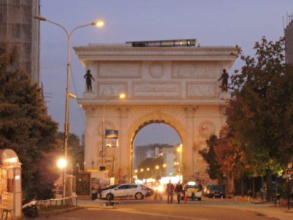 Arco del Triunfo Skopje
