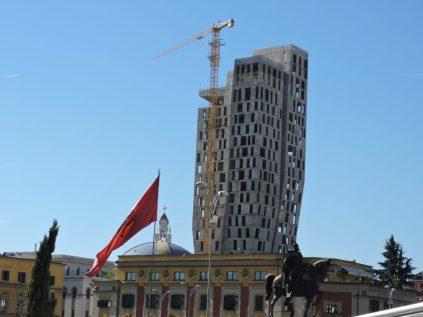 Edificios de Tirana