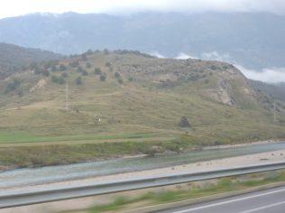 Camino a Ioannina