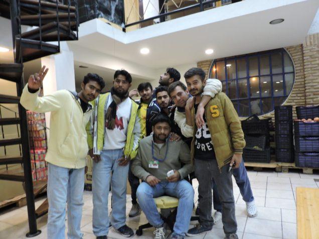 Los muchachos de Pakistan