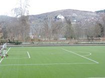 Estadio de fútbol en Veles