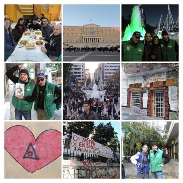 Atenas con REMAR