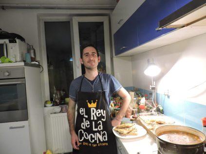 El rey de la cocina
