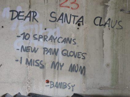 Para navidades, no olvides de pedir tus deseos más íntimos.