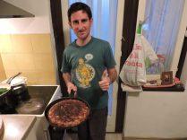 Otra tortilla de papas para Maja