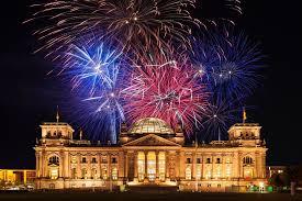 Berlin, año nuevo