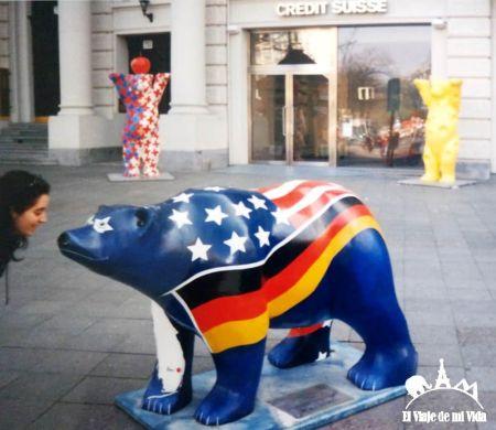 Los osos berlineses en 2002