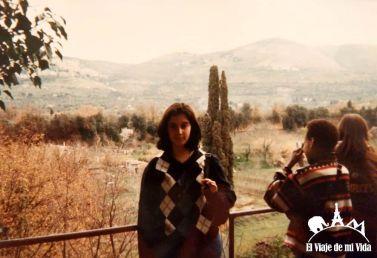 Mi primer viaje a Italia