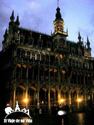 La Grande Place de Bruselas