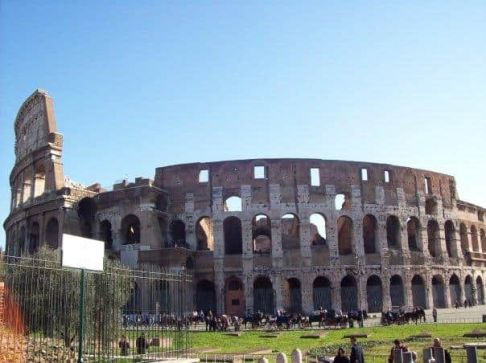 Coliseo Romano Roma