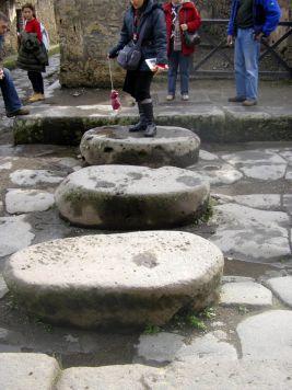Cruces Pompeya Italia