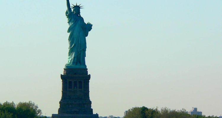 Estatua de la Libertad Ferry Staten Island