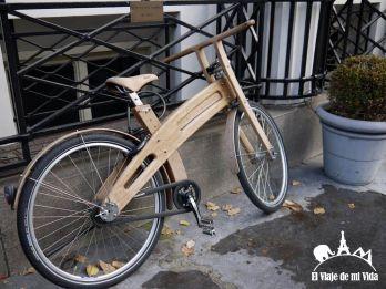 Las bicicletas de Ámsterdam