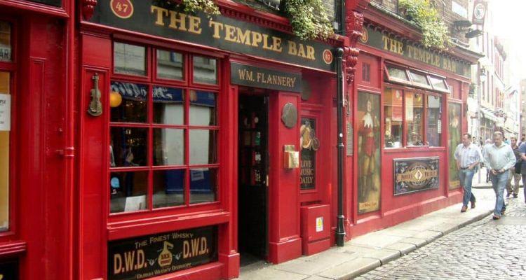Temple Bar Dublín